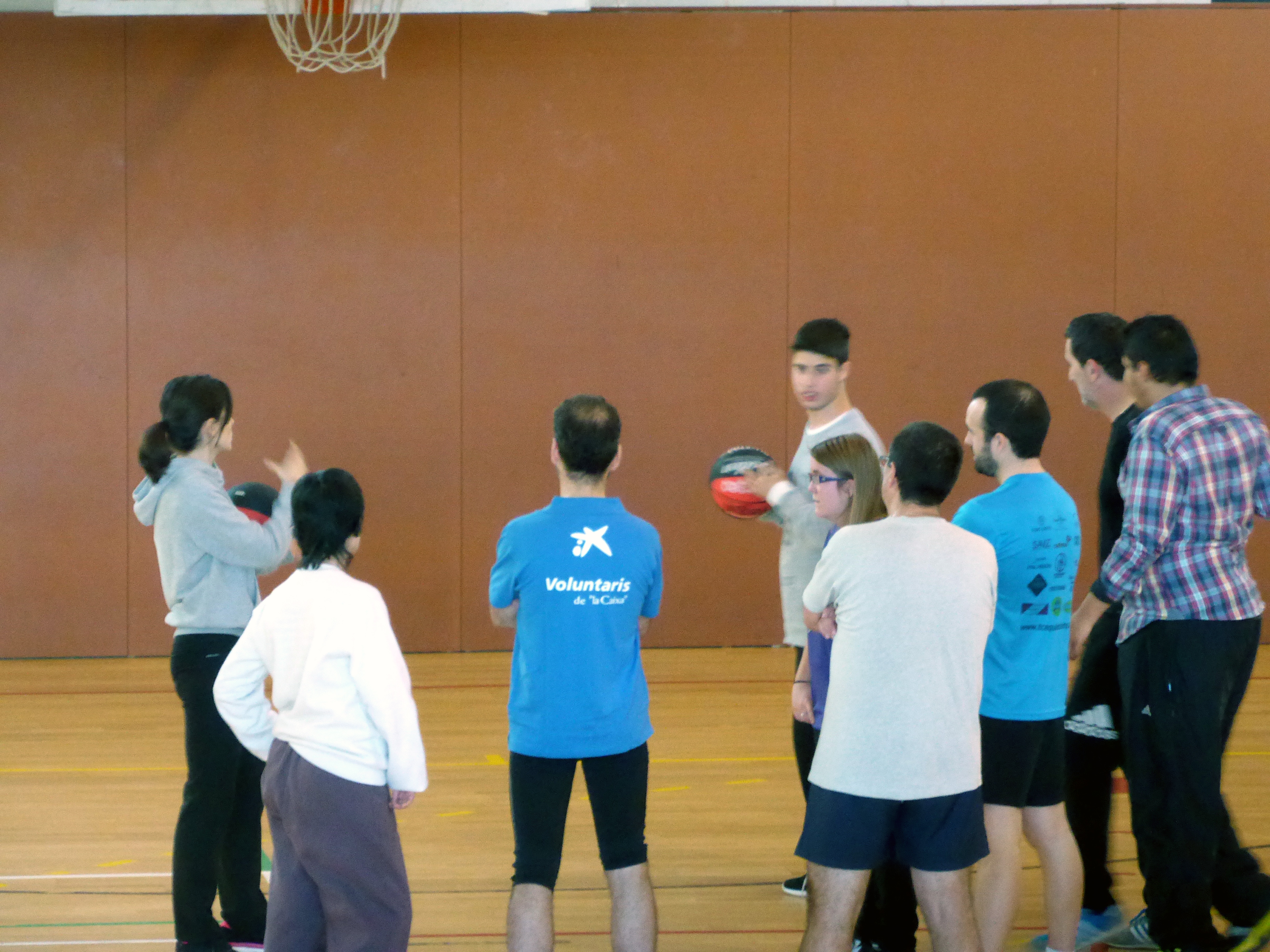 entrenament voluntaris 3pg