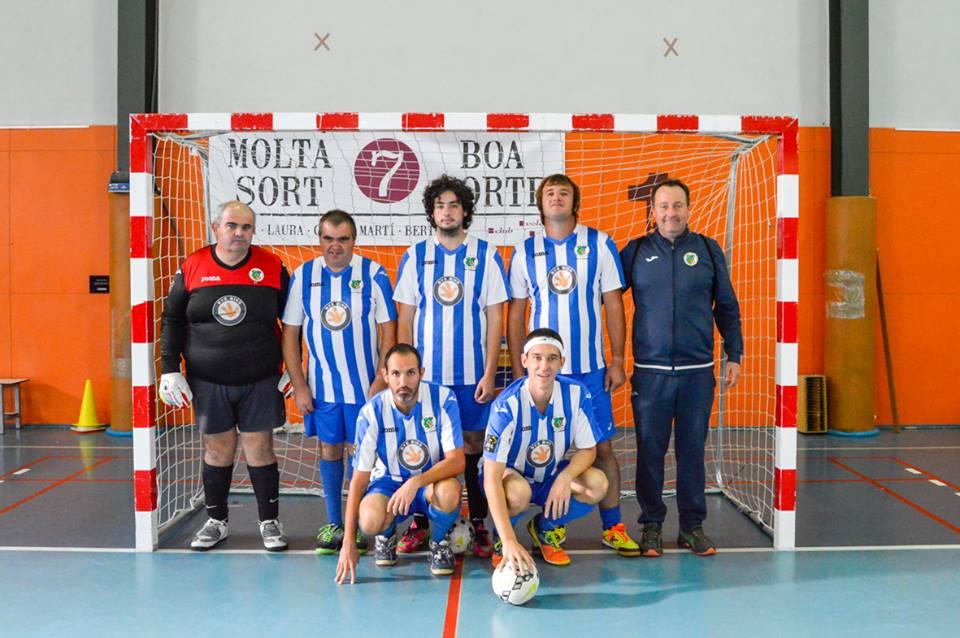 Futbol a Olot - 2 14- oct-2018